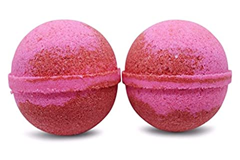 Bath Bomb Fizzle Lover's Spell Bath Bomb, Smells Just Like Love Spell Red and Pink Swirl Perfect for Valentine'S Day/Anniversary/Wedding/Birthday, 6 (Bath Bombs Love)