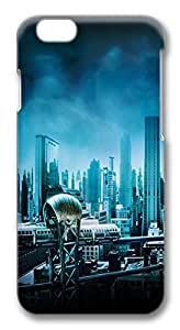 ACESR Custom iPhone 6 Cases, Gotham City PC Hard Case Cover for Apple iPhone 6 (4.7 INCH) - 3D Design iPhone 6 Case