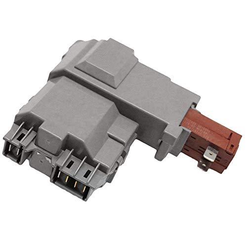 (ZAITOE 131763202 Washer Door Lock Wax motor For Frigidaire Kenmore 131763255 131763256,0131763202 131269400 131763200 131763245 AP4455026 Washing Machine Lid Switch)