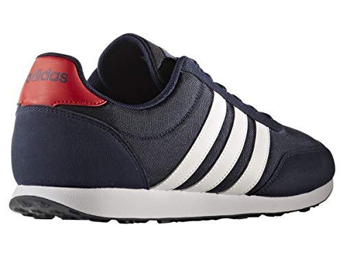 2 000 de Azul Deporte V para Hombre Racer Ftwbla adidas Maruni 0 Escarl Zapatillas qwEUWOR