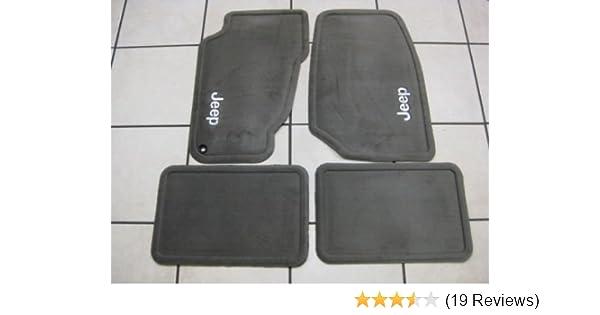 Amazon.com: JEEP GRAND CHEROKEE CARPET FLOOR MATS 99-04 TAUPE MOPAR: Automotive