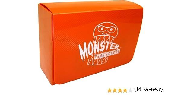 Monster Protectors - Tarjeta de Intercambio con Doble Cubierta con ...