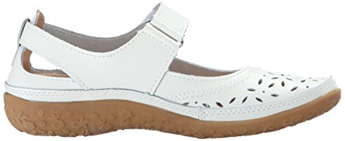 Step Spring Naturate Walking Shoe White Women's FHFA4