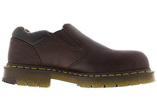 Dunston Industrial St Bear Homme Sd Dr Enfiler Bark À Pour Martens Chaussure BgqxwIF