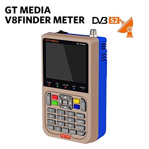 Imported hd dvb-s2 satellite finder online shopping in Pakistan