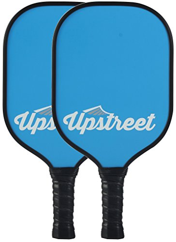 Upstreet Graphite Pickleball Paddle Set of 2
