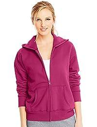 Women's Fleece Full-Zip Hood