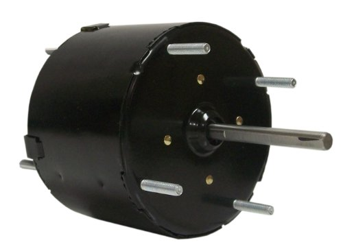 Fasco D123 3.3-Inch General Purpose Motor, 1/80, 115 Volts, 1500 RPM, 1 Speed.6 Amps, Totally Enclosed, CCWSE Rotation, Sleeve Bearing