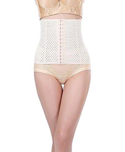 Velma Dress Up (PiterNace Sexy;cozy Summer Breathable Waist Cincher Trainer Body Tummy Control Corset(2 White 4XL))