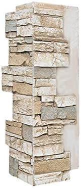 Deep Stacked Corner 24H X 9W X 1 1//2D #140-ALP Sedona