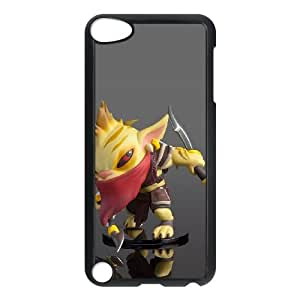 iPod Touch 5 Case Black Defense Of The Ancients Dota 2 BOUNTY HUNTER 001 PD5380902