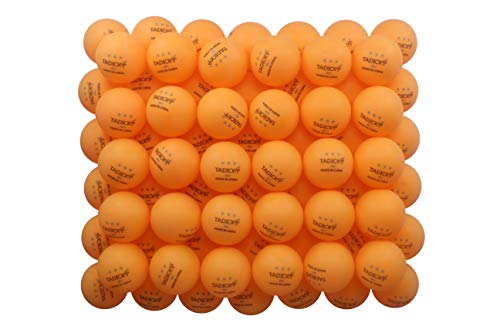 New Material Ping Pong 3 Star 40+ Poly Premium Table Tennis Ball(6 Pcs)