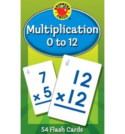 Price comparison product image Multiplication 0 to 12
