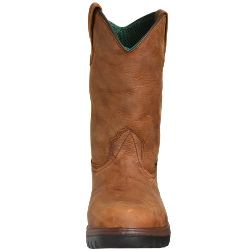 John Deere Mens Jd4504 Boot Brun