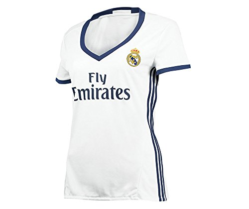 2016 Real Madrid Women Home 2016-2017 Soccer Jersey
