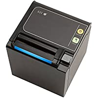 SEIKO RP-E10-K3FJ1-U1C3 SEIKO QALIBER POS PRINTER BLACK USB 350MM/SECOND
