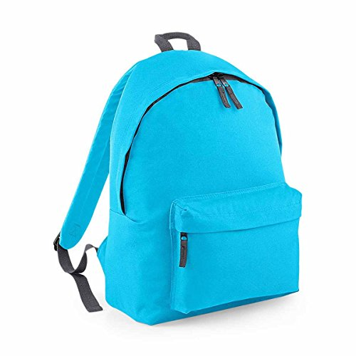 grey Junior Bagbase Backpack Surf Blue Fashion Graphite vRqYFSwqd