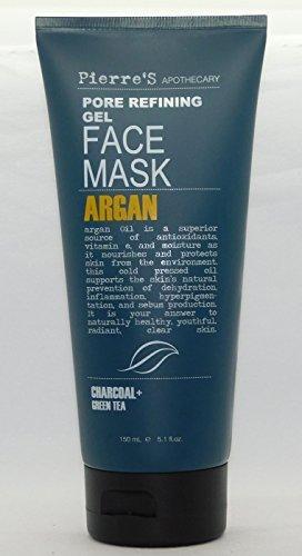 pore refining gel argan face