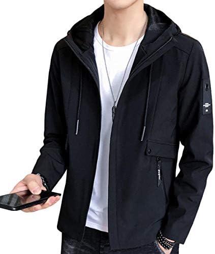 ジャケット メンズ 秋冬 カジュアル ビジネス 防風防寒 おしゃれ 無地 おおきいサイズ