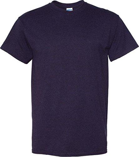 Gildan Mens Heavy Cotton 5.3 oz. T-Shirt(G500)-BLACKBERRY-3XL