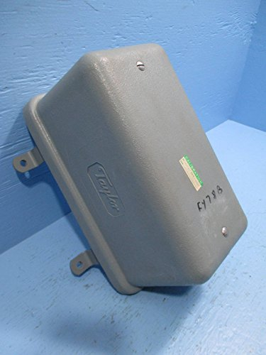 Taylor Transet F113-5921A Electro Pneumatic Transducer Transmitter 10/50 MA