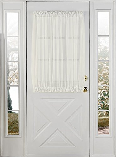 40 inch long door curtain panels - 5