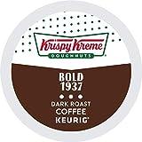 Krispy Kreme Doughnuts rich, Single Serve Coffee K-Cup Pod, Dark Roast, 24