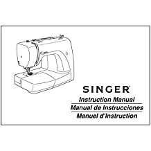 Amazon misc books singer 3116 sewing machineembroideryserger owners manual fandeluxe Image collections