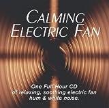 Calming Electric Fan: Fan Sound CD