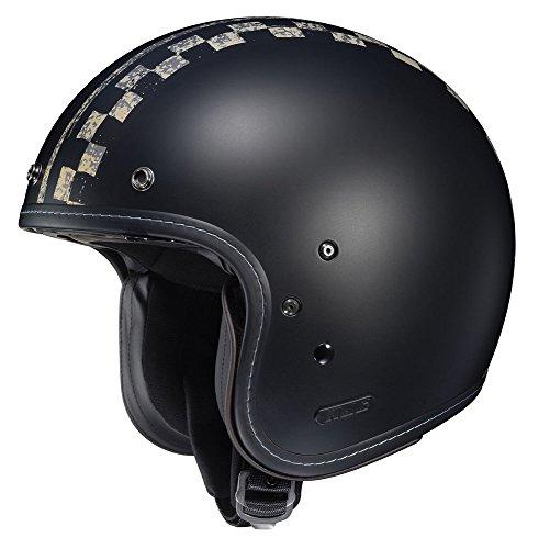 HJC IS-5 Burnout Open Face Helmet - Large ()