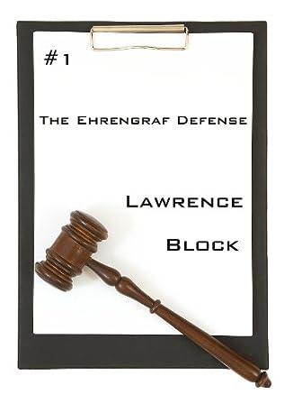 book cover of The Ehrengraf Defense