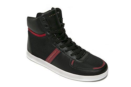 sean-john-mens-nes-casual-shoes-black-red-12