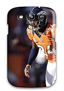 Durable Von Miller Back Case/cover For Galaxy S3