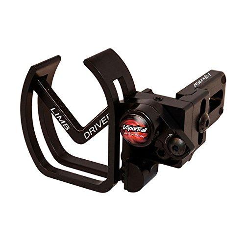 Vapor Trail - Limb Driver Pro V Arrow Rest - Right Handed - Black ()