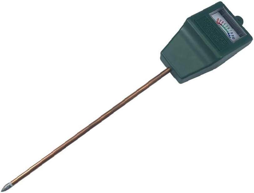 DierCosy Medidor Sensor de Humedad del Suelo, Sensor de Humedad Indicadores de Humedad de la Planta al Aire Libre Cubierta de Patio, jardín, Plantas de jardín Granja
