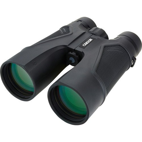 Carson TD-050ED 10 x 50mm 3D Series Binoculars with HD Optics and ED Glass