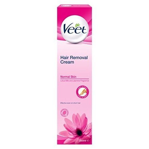 Veet Normal Skin Hair Removal Cream Lotus Milk & Jasmine 200ml