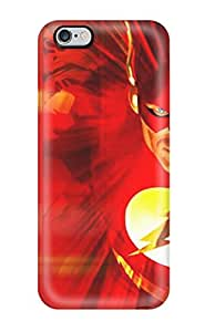 5451034K49674076 Faddish The Flash Case Cover For Iphone 6 Plus