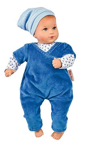 Body Doll Mini Käthe Blue Bambina Kruse Soft Baby 33 con Luis 80PNwnOXZk