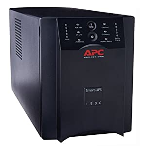 APC Smart-UPS DLA1500 - 2x New 12v Batteries, 1 Year Warranty (Certified Refurbished)