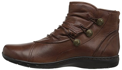 Rockport Cobb Hill Women's Cobb Hill Penfield Boot, Almond Leather, 6.5 W US by Rockport (Image #5)