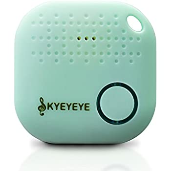 Key Finder Skyeyeye Tracker with Bluetooth 4.2 & GPS Locator for awesome Wireless Control for you