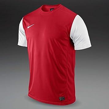 Nike SS Niños Classic IV University - Camiseta Red White White ... 309b4037083de