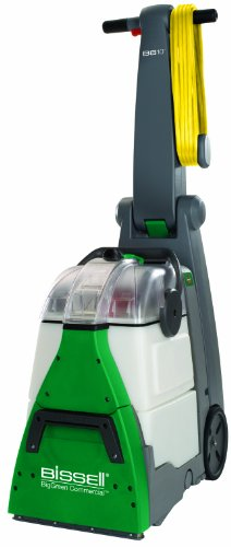 Extractor Vacuum Commercial - Bissell BigGreen Commercial BG10 Deep Cleaning 2 Motor Extractor Machine