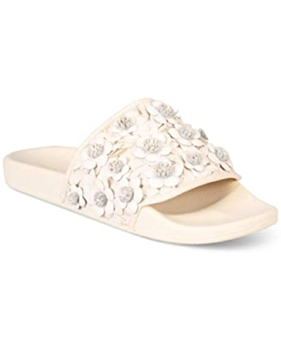 a452ae93f88c Image Unavailable. Image not available for. Color  Avec Les Filles Womens  Stella Embellished Slide ...