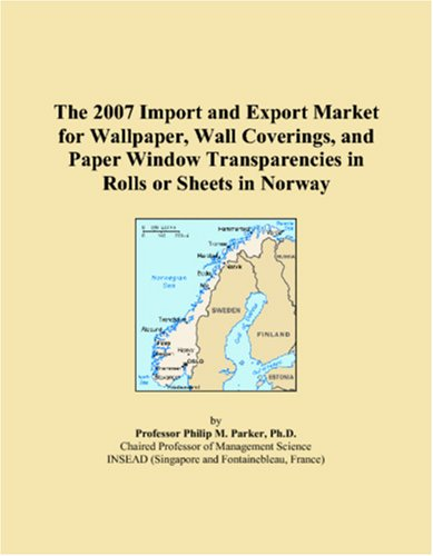 Download The 2007 Import and Export Market for Wallpaper, Wall Coverings, and Paper Window Transparencies in Rolls or Sheets in Norway PDF