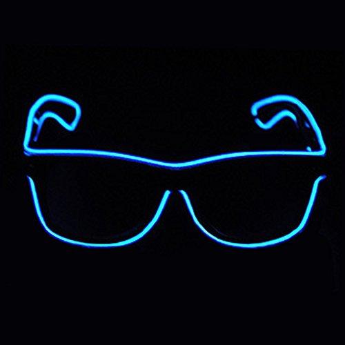 Aquat Light up Illuminated Electroluminescent Eyeglasses product image