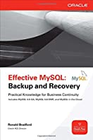 Effective MySql Backup and Recovery Front Cover