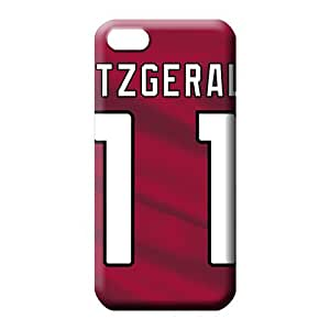 iphone 6 normal cell phone case Protective Shock Absorbing fashion arizona cardinals nfl football