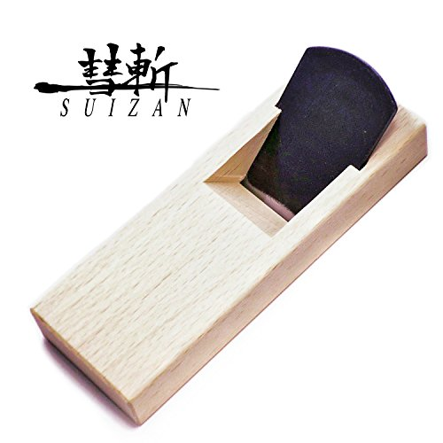 SUIZAN-Japanese-Wood-Block-Plane-KANNA-42mm-Hand-Planer-for-Woodworking